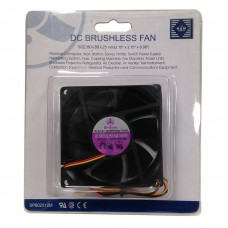 Bi-Sonic SP802512M 80mm DC Brushless fans.
