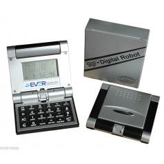 Alarm clock & calculator