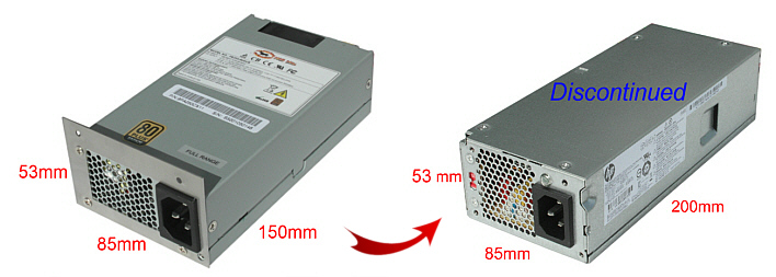 New PC Power Supply Upgrade for Delta DPS-250AB-72A Slimline SFF Computer