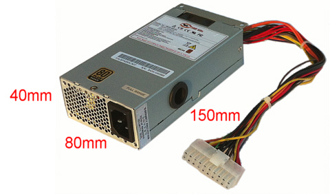 SI Slimline SFF Computer New PC Power Supply Upgrade for Sparkle FSP220-60PLA