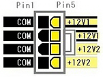 8pin eps connector pinout