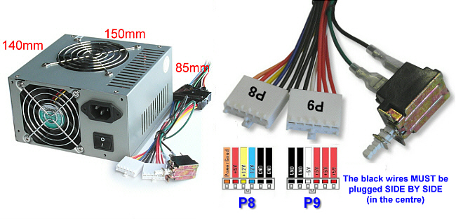 ATPSU power supply compatibility list bestec atx-250-12z wiring diagram at webbmarketing.co