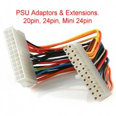 PSU main cable extensions & adaptors